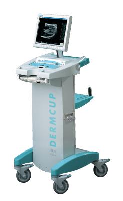 ultrasonograf DERMCUP